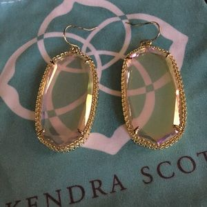 Kendra Scott Iridescent Deily Earrings